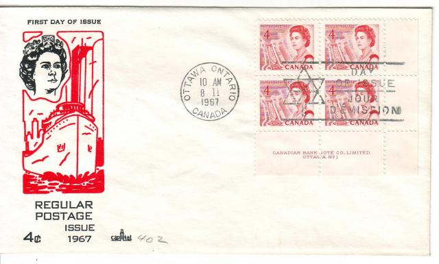 1967 - Capital - 4c