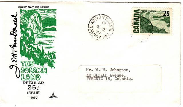 1967 - Capital - 25c