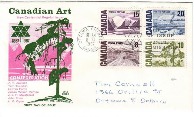 1967 - Cole - Jack Pine - Comb - 15,20,8,10