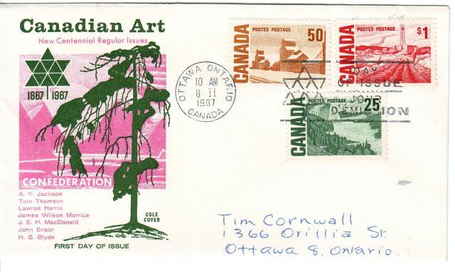 1967 - Cole - Jack Pine - Comb - 50, 1.00,25