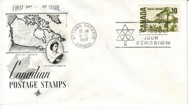 1967 - Art Craft - Blank - 10c
