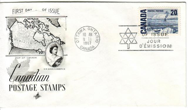1967 - Art Craft - Blank - 20c