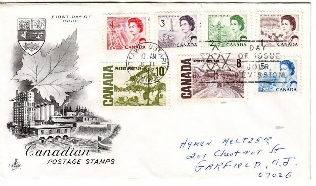 1967 - Art Craft - A - Comb - 4,3,2,1,10,8,5