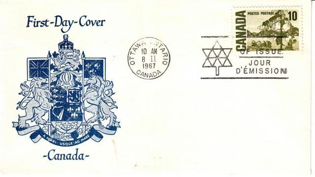 1967 - Unknown (Caneco) - 10c
