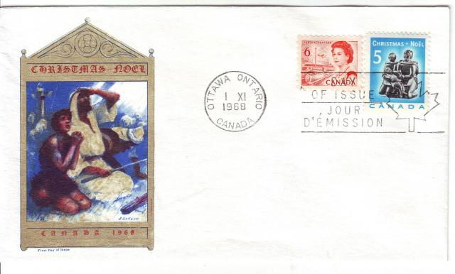 1967 - 6c Orange - Sherpards