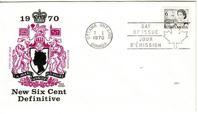 1967 - 6 Black - Cole