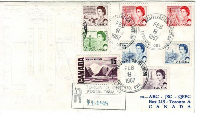 1967 - Odds & Sods - A.R. Alexandre - Comb - 1,4,4,2,5,5,15,3