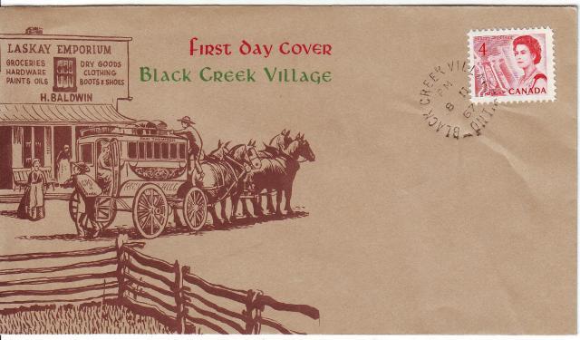 1967 - Odds & Sods - Black Creek Village - 4c