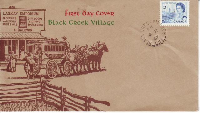 1967 - Odds & Sods - Black Creek Village - 5c