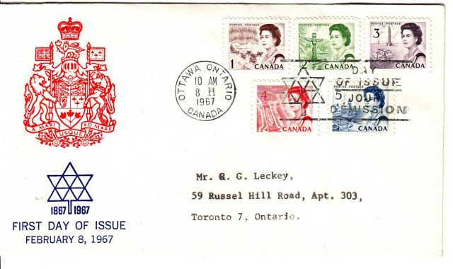 1967 - Odds & Sods - Caneco - Comb - 1,2,3,4,5