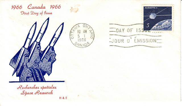 1966 - Alouette II - H & E