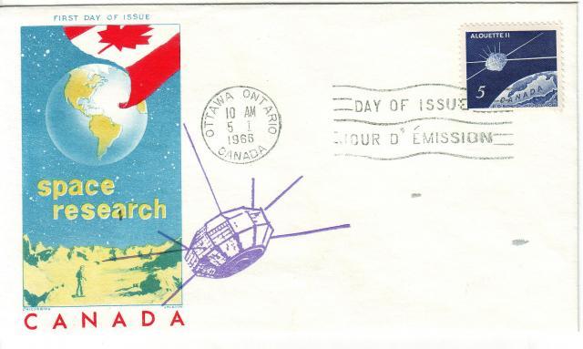 1966 - Alouette II - Jackson - Overseas Mailer