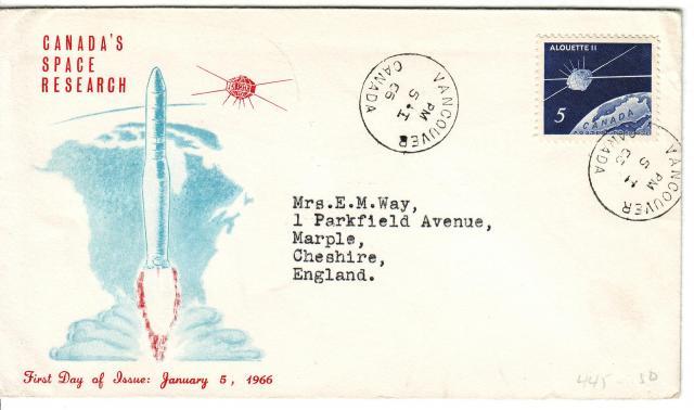 1966 - Alouette II - Unknown
