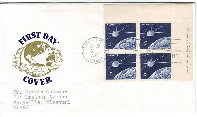 1966 - Alouette II - Van Dahl
