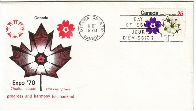 1970 - Expo 70 - Cole - BC