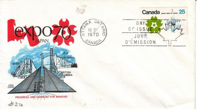 1970 - Expo 70 - Cole 2 - PQ