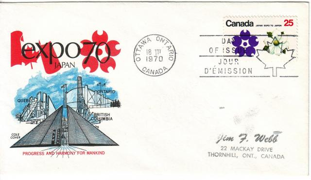 1970 - Expo 70 - Cole 2 - BC