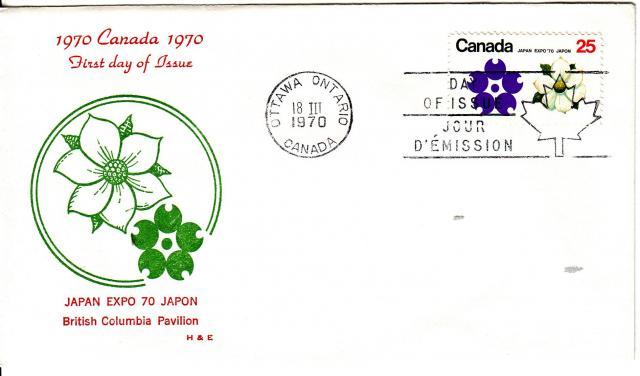 1970 - Expo 70 - H&E - BC