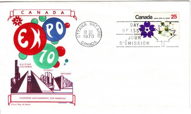 1970 - Expo 70 - Jackson - BC