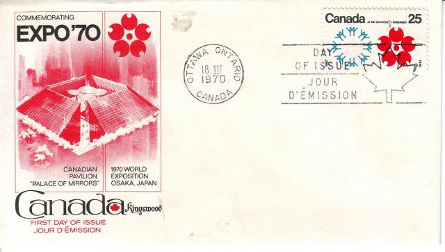 1970 - Expo 70 - Kingswood - Canada