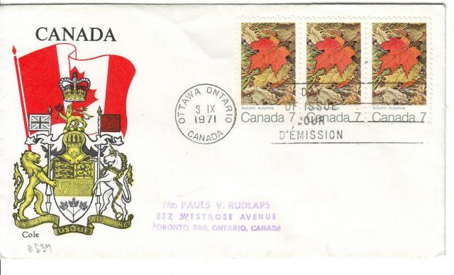 1971 - Maple Leaves - Cole  2 - Fall
