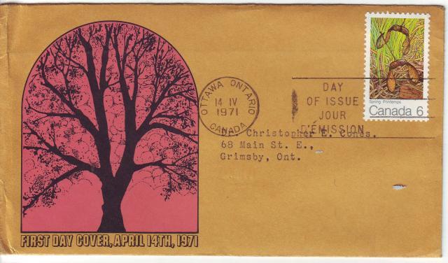 1971 - Maple Leaves - Elliott-Marion - Spring