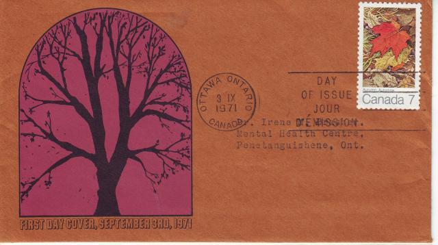 1971 - Maple Leaves - Elliott-Marion - Fall