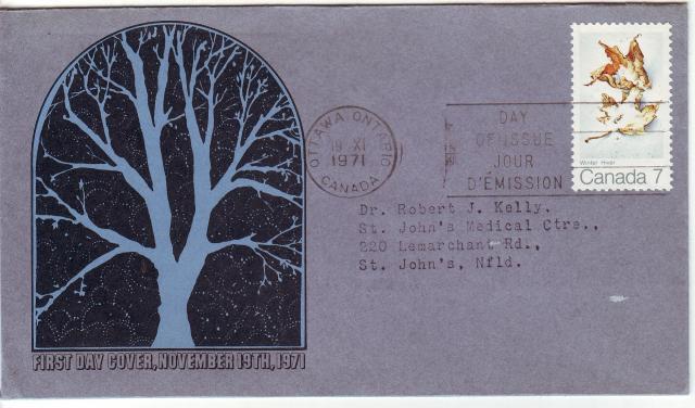 1971 - Maple Leaves - Elliott-Marion - Winter