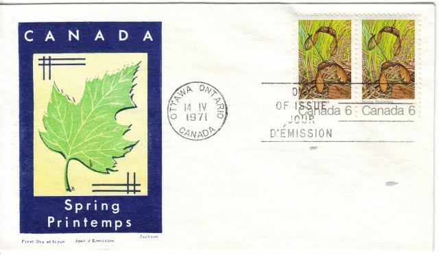 1971 - Maple Leaves - Jackson - Spring