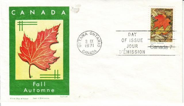 1971 - Maple Leaves - Jackson - Fall