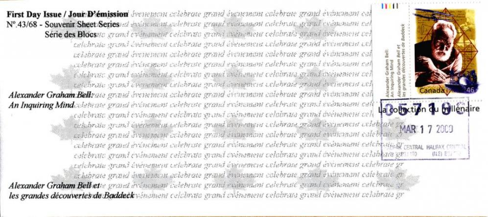 G1D-Scott #1832c (SGL43)-17 MAR-2000