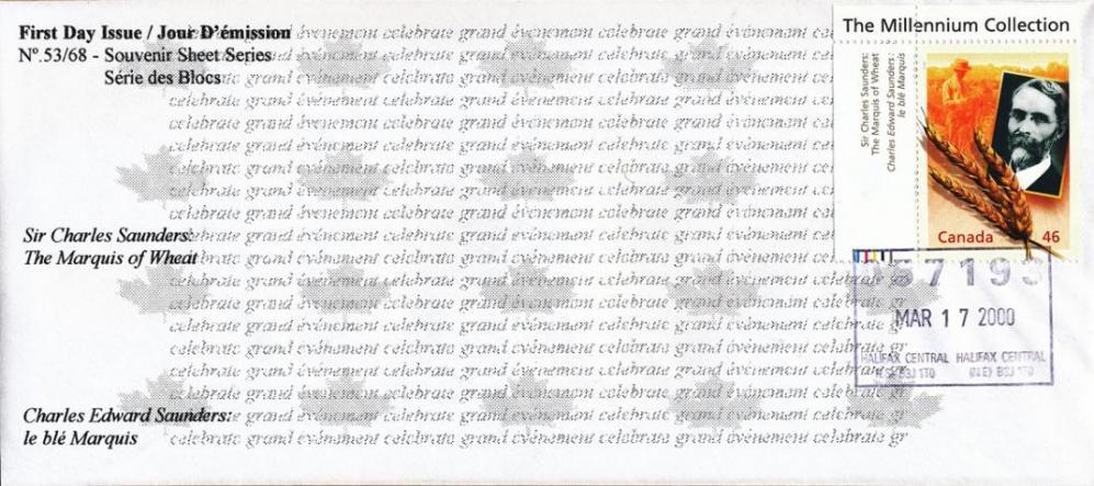 G1D-Scott #1833a (SGL53)-17 MAR-2000