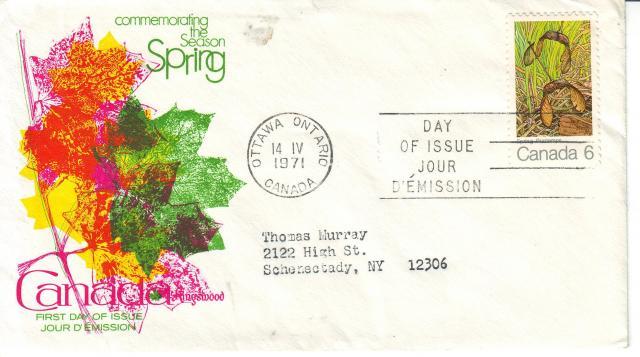 1971 - Maple Leaves - Kingswood - Spring