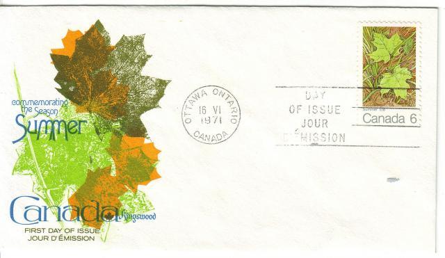 1971 - Maple Leaves - Kingswood - Summer