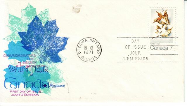 1971 - Maple Leaves - Kingswood - Winter