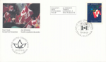 1278 Canadian Flag Chamber of Commerce special printing OFDC
