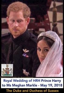HARRY and MEGHAN[b]